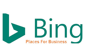 Bing Places for Business logo.
